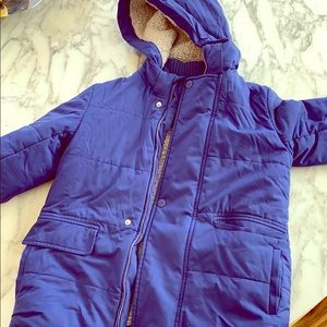 Coat made in Italy